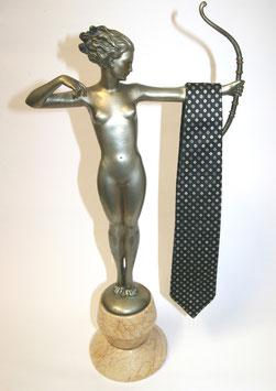 Luxus Second Hand Jaqueues Rousseau Krawatte