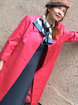 Vintage 60´s Mantel Fair Lady Rose-Pink