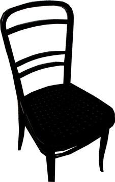 Jugendstil Sessel Entwurf Otto Wagner c. 1905