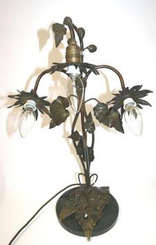 Jugendstil Tischlampe  c. 1900