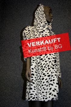 Vintage 101 Dalmatiner Mantel
