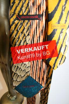 Luxus Second Hand Roberto Cavalli Krawatte