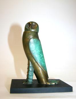 Bronze Wunderlich Eule
