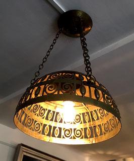 Jugendstil Lampe Art Gurschner c. 1900