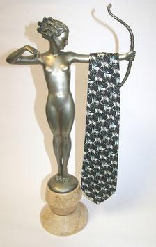 Vintage Montebello Krawatte