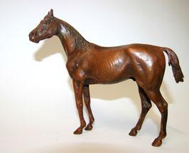 Bronzeskulptur Pferd c. 1920