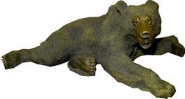 Bronze Bär Russisch c. 1890