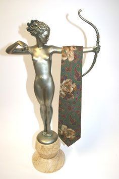 Vintage Louis Feraud Krawatte