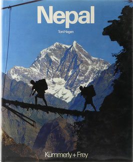 Hagen, Toni - Nepal - Königreich am Himalaya