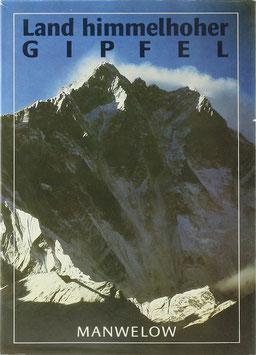 Manwelow, Wladimir - Land himmelhoher Gipfel - Erlebnisse in Nepal