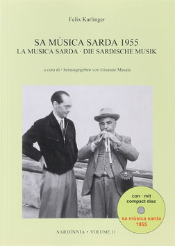 Karlinger, Felix - Sa Mùsica Sarda 1955 - La Musica Sarda - Die sardische Musik