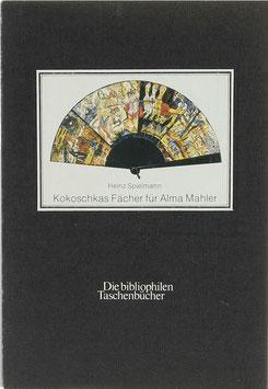 Spielmann, Heinz - Oskar Kokoschka: Die Fächer für Alma Mahler