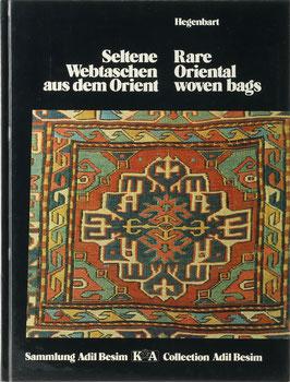Hegenbart, (Heinz) - Seltene Webtaschen aus dem Orient - Sammlung Adil Besim