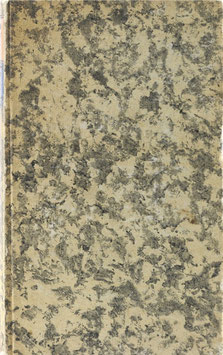 Hornemann, Fr(iedrich Konrad) - Fr. Hornemanns Tagebuch seiner Reise von Cairo nach Murzuck der Hauptstadt des Königreichs Fessan in Afrika in den Jahren 1797 und 1798