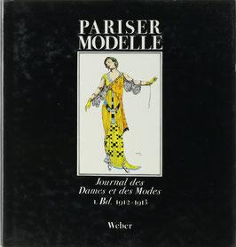 """Pariser Modelle - """"Journal des Dames et des Modes"""""""