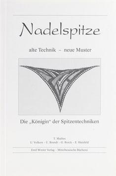 """Nadelspitze - alte Technik - neue Muster - Die """"Königin"""" der Spitzentechniken"""