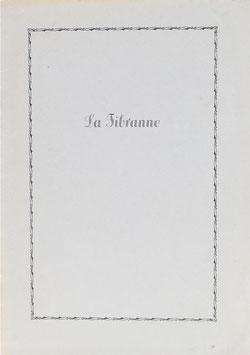 Kühne, R. - La Fibranne