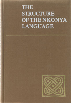 Reineke, Brigitte - The Structure of the Nkonya Language with Texts and Glossary