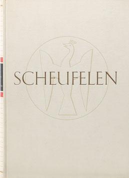 Missenharter, Hermann - Hundert Jahre Scheufelen in Oberlenningen 1855-1955