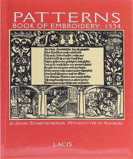 Schartzenberger, Johan - Patterns. Book of Embroidery: 1534