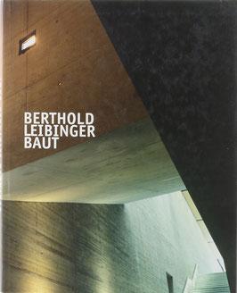 Berthold Leibinger baut