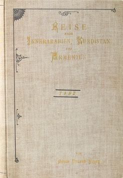 Nolde, Eduard - Reise nach Innerarabien, Kurdistan und Armenien 1892