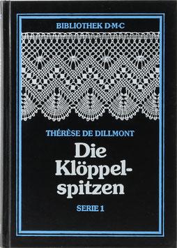 Dillmont, Thérèse de - Die Klöppelspitzen - Serie 1