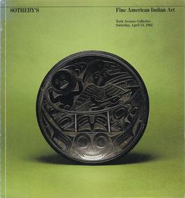 Fine American Indian Art