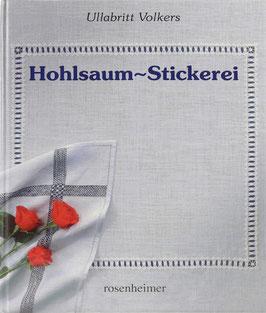 Volkers, Ullabritt - Hohlsaum-Stickerei