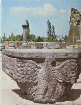 L'art arménien de l'ourartou à nos jours