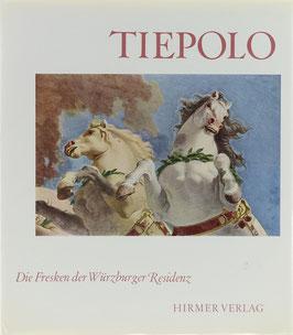 Freeden, Max H. von und Lamb, Carl - Das Meisterwerk des Giovanni Battista Tiepolo - Die Fresken der Würzburger Residenz