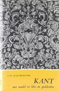 Meulen-Nulle, L. W. van der - Kant met naald en klos en speldenbos