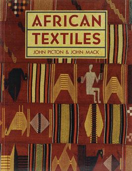 Picton, John und Mack, John - African Textiles