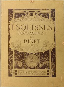 Binet, René - Esquisses Décoratives