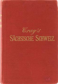 Hardenberg, Winfried - Die Sächsische Schweiz incl. Dresden und Teplitz - Handbuch für Reisende
