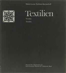 Nabholz-Kartaschoff, Marie-Louise - Textilien - Textiles - Textiles