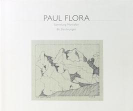 Paul Flora - Sammlung Montafon - 86 Zeichnungen