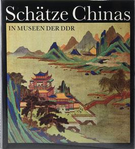 Schätze Chinas in Museen der DDR - Kunsthandwerk und Kunst aus vier Jahrtausenden