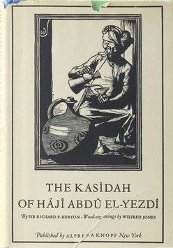 Burton, Richard F. - The Kasidah of Haji Abdu El-Yezdi