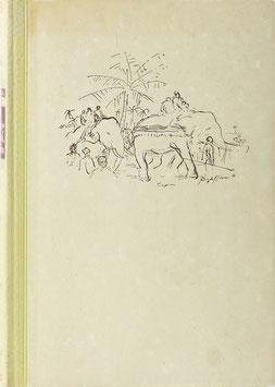 Malura, Oswald - Als Maler durch Indien - Eine nicht alltägliche Trampfahrt