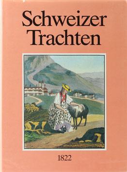 Reinhardt - Schweizer Trachten 1822