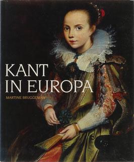 Bruggeman, Martine - Kant in Europa - Een historisch overzicht vanaf het onstaan van de kanttot aan het interbellum