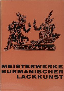 Prunner, Gernot - Meisterwerke burmanischer Lackkunst