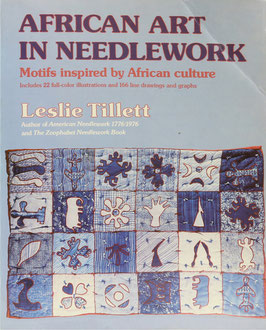 Tillett, Leslie - African Art in Needlework - Motifs inspired by African culture