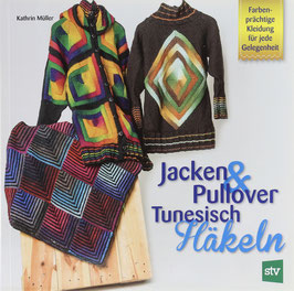 Müller, Kathrin - Jacken & Pullover - Tunesisch Häkeln