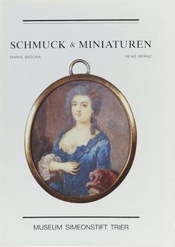 Badura, Maria und Wernz, Heike - Schmuck & Miniaturen