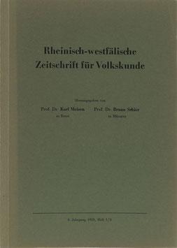 Borchers, Walter - Bäuerlicher Schmuck in Westfalen und im angrenzenden Niedersachsen