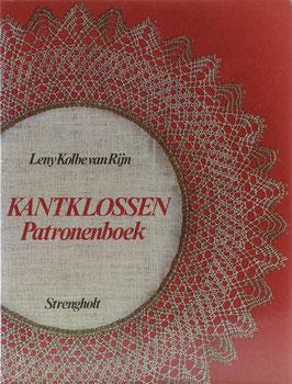 Kolbe-van Rijn, Leny - Kantklossen - Patronenboek
