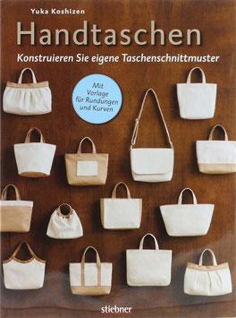 Koshizen, Yuka - Handtaschen - Konstruieren Sie eigene Taschenschnittmuster