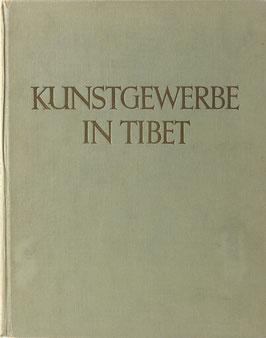 Bacot, Jacques - Kunstgewerbe in Tibet